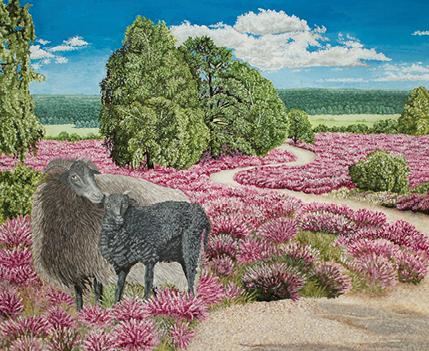 Sina Holste Illustration und Freie Malerei